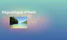 République d'Haïti