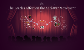 Copy of The Beatles affect on the anti-war movement