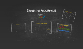 Samantha Rosiczkowski
