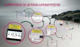 Copy of DERIVADOS DE ACIDOS CARBOXILICOS