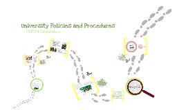 Copy of Copy of USFSM Policy & Procedures v3.0