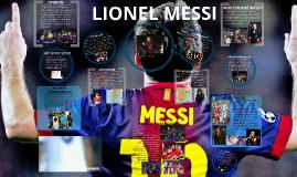 Leo Messi prezentacja