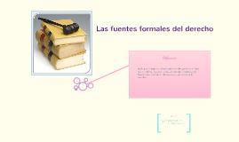Copy of Las fuentes formales del derecho
