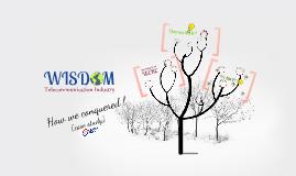 Copy of WISDOM - Telecommunication