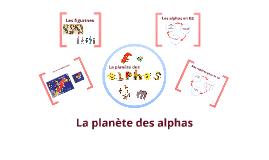 présentation outil les alphas