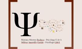 Campos Ocupacionales en Psicología - Colombia Foro
