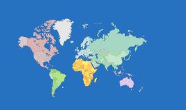 plantilla mapa mundo colores