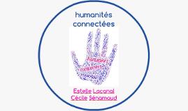 humanités connectées