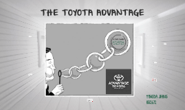 THE TOYOTA ADVANTAGE