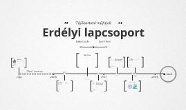 Timeline Prezumé by László Szőke