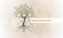BIOFILTRACION