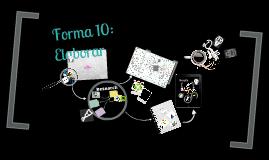 Forma 10: Elaborar