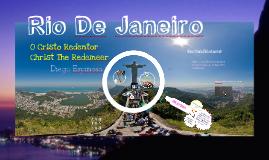 Copy of Copy of Rio De Janeiro (Cristo Redentor / Christ The Redemeer)