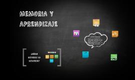 Copy of MEMORIA Y