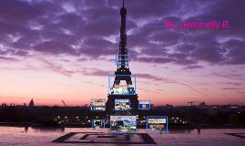 ~Mon ete a paris~French class