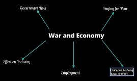 War and Economy
