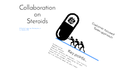 Collaboration on Steroids