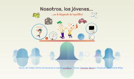 Corral, J.M. (2016). Colectivos de intervención en inserción sociolaboral - Jóvenes. Prácticum. Master en Profesorado. Universidad de Málaga