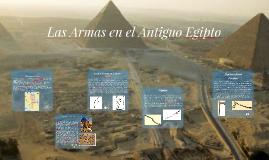 El ejército y las armas en el Imperio Antiguo