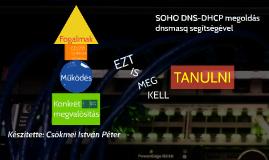 SOHO DNS-DHCP megoldás