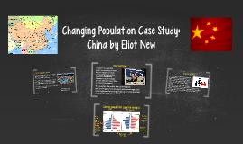 Changing Population Case Study: