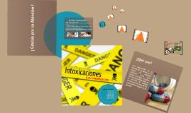 Copy of INTOXICACIONES y su clasificación.