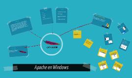 Proyecto Apache Windows agarciacaro