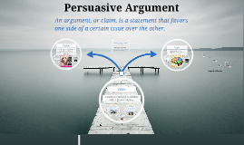 Persuasive Appeals & Logical Fallacies