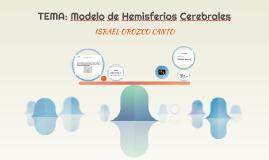 Modelo de Hemisferios Cerebrales