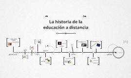 Timeline Prezumé de Andrea Castañón