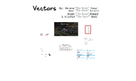 Vectors! How Fun! *Cough*