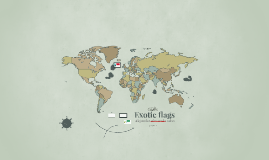 Exotic flags