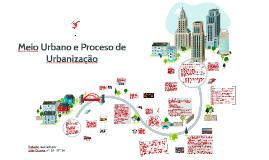 Copy of Meio Urbano e Proceso de Urbanização