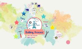 Rolling process