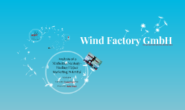 Wind Factory s.r.o.