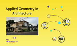 Applied Geometry in Architecture