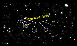 Health Week 1 - Your Total Health