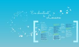 """""""En chantant"""" de Louane"""