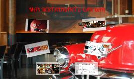 Copy of MAX RESTAURANT & CAR BAR