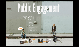 Public Engagement for Professional Planners