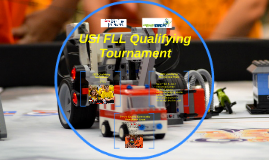 2013 USI FLL Qualifying Tournament
