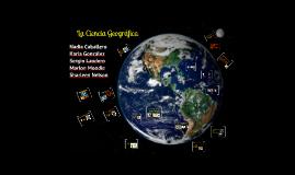 La Ciencia Geográfica
