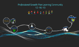Professional Growth Plan Learning Community   12-16-13
