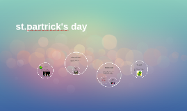 st.partrick's day