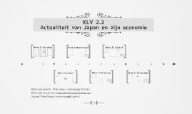 KLV 2.2 - Economie via de actualiteit