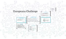 Europeana Challenge