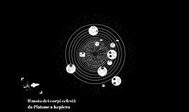Il moto delle stelle e dei pianeti