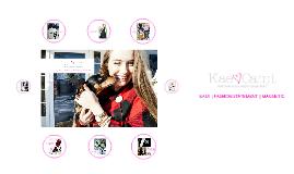 Kae & Cami Magnetic Brooch Photo Look Book