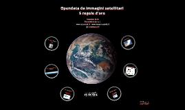 Opendata da immagini satellitari: 5 regole d'oro