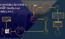 CONSTRUCAO CIVIL - AULA 5 E 6
